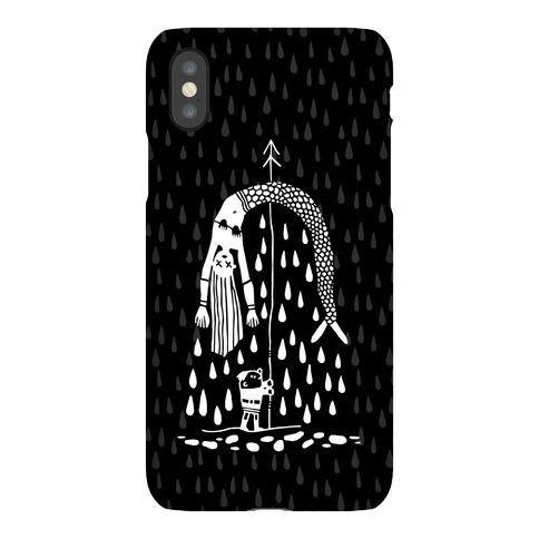 Mermaid Hunter Phone Case