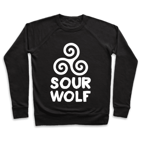 Sourwolf Pullover