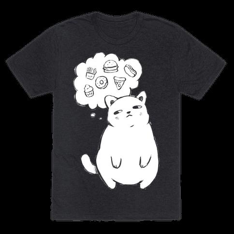 Tubby Cat Food Dreams