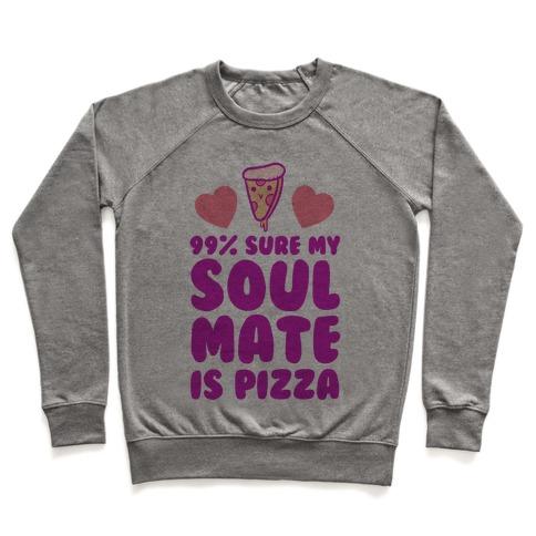 Pizza Soulmate Pullover