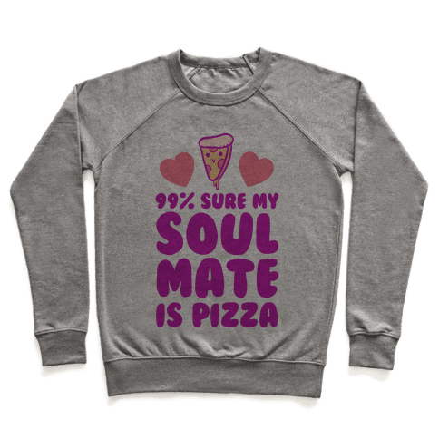 Pizza Soulmate Pullover