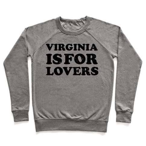 Virginia Is For Lovers (Vintage) Pullover
