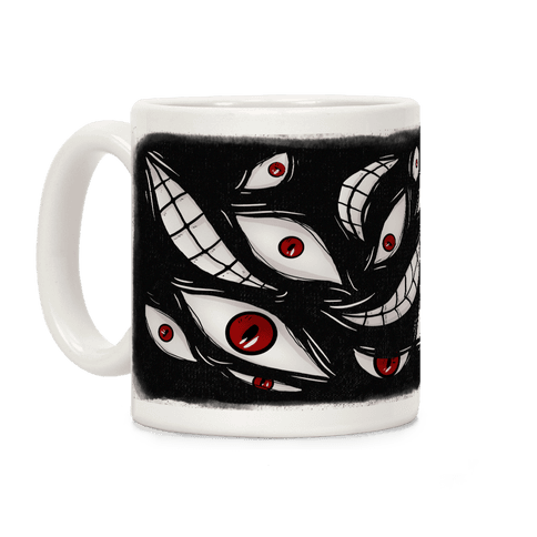 Homunculus Design (Pride) Coffee Mug