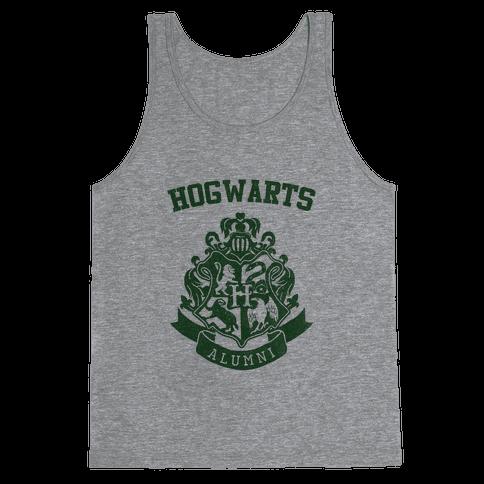 Hogwarts Alumni (Slytherin) Tank Top