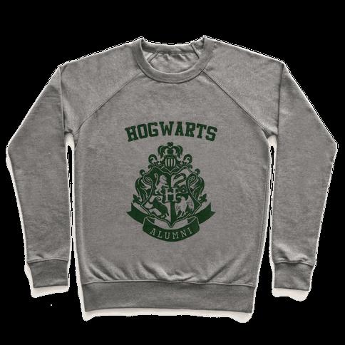 Hogwarts Alumni (Slytherin) Pullover