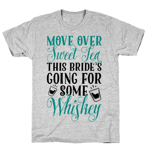 Move Over Sweet Tea Mens T-Shirt