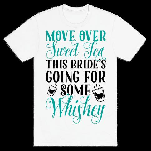 Move Over Sweet Tea Mens T-Shirt