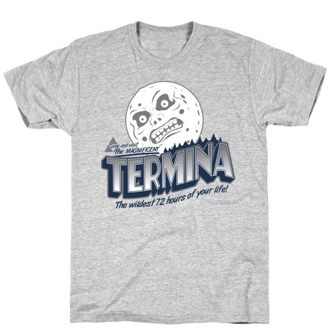 Visit Termina Mens T-Shirt