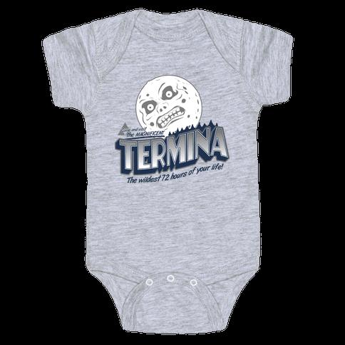Visit Termina Baby Onesy