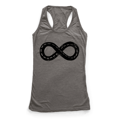 Drive Forever (Road Infinity Symbol)