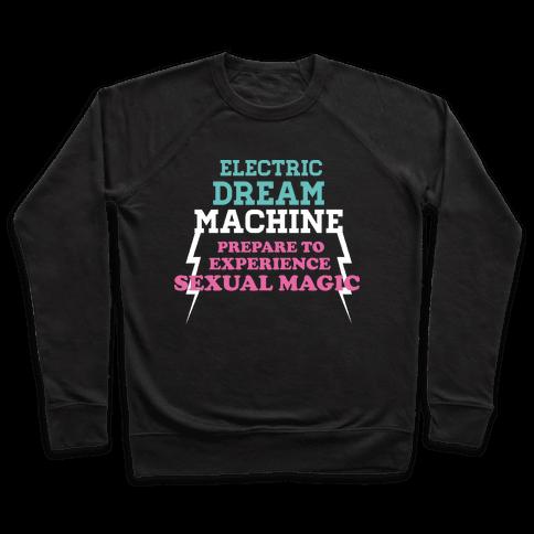 Electric Dream Machine Pullover