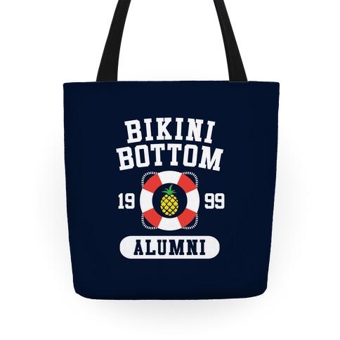 Bikini Bottom Alumni Tote