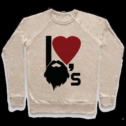 Beard Love Pullover