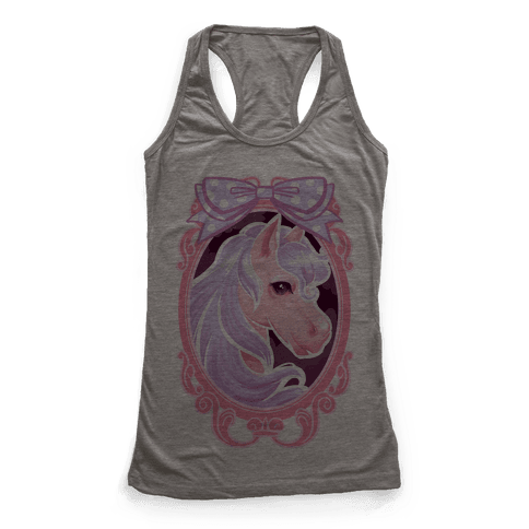 Pastel Magic Pony Racerback Tank Top
