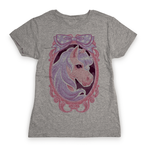 Pastel Magic Pony Womens T-Shirt