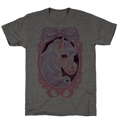 Pastel Magic Pony Mens T-Shirt