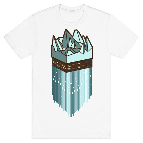 3d Ice Slice T-Shirt