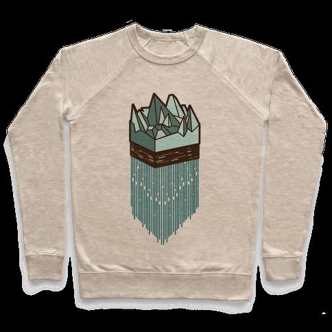 3d Ice Slice Pullover