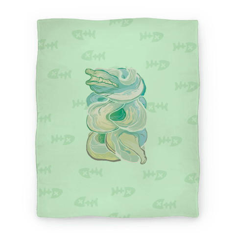 Moray Eel Blanket