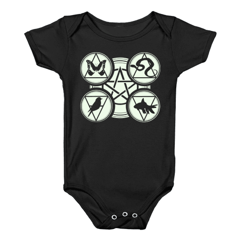 The Craft Baby Onesy