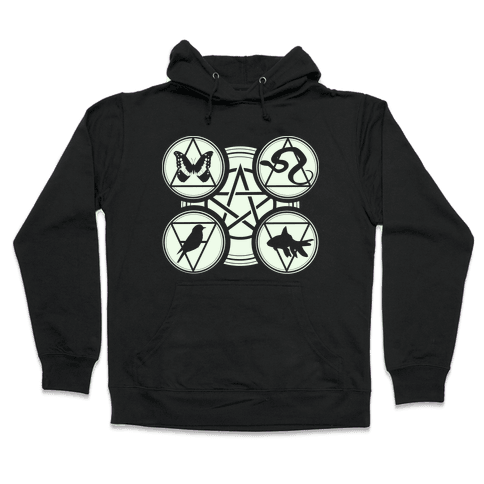 The Craft Hooded Sweatshirt
