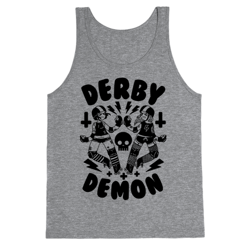 Derby Demon Tank Top
