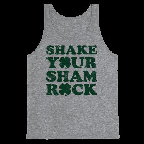 Shake Your Shamrock Tank Top