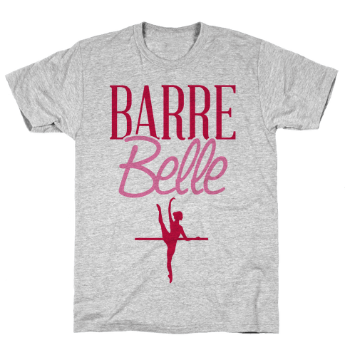 Barre Belle Mens T-Shirt