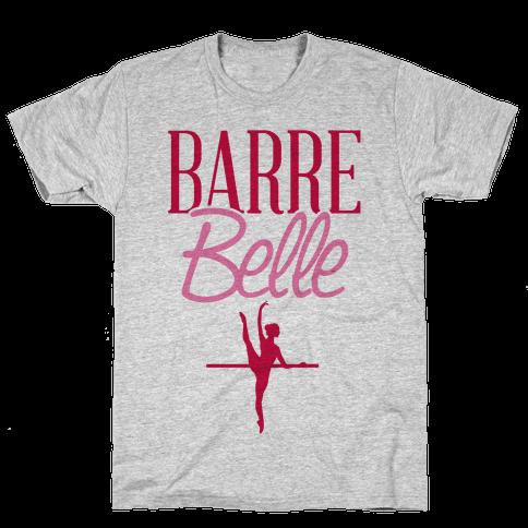 Barre Belle Mens T-Shirt
