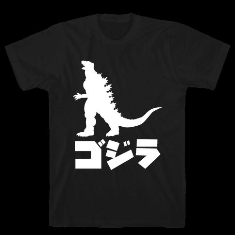 Godzilla Mens T-Shirt