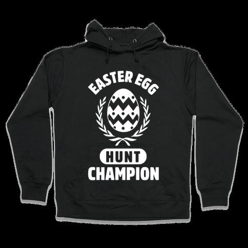 Easter Egg Hunt Champion Hooded Sweatshirt