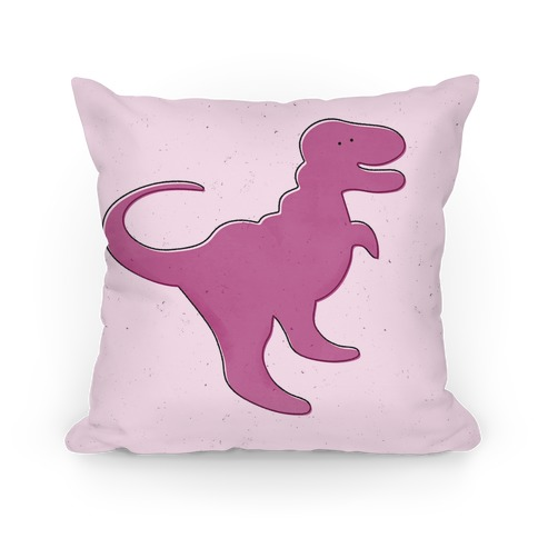 Cute T Rex Dinosaur Pillow