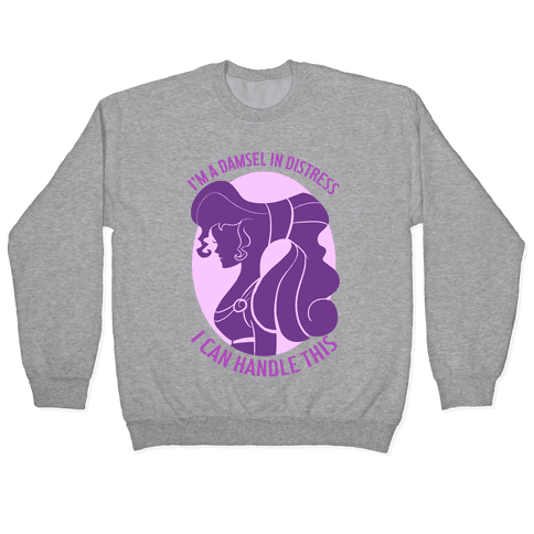 Damsel In Distress Pullover