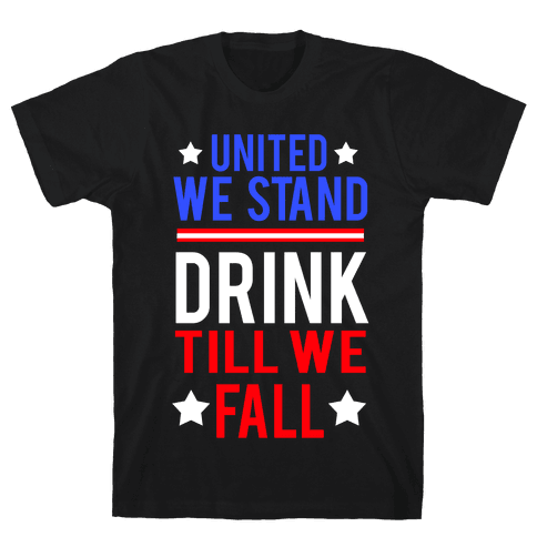 United We Stand Mens T-Shirt