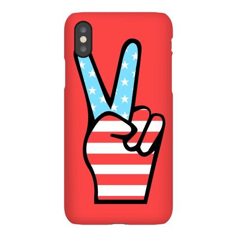 Peace Man Phone Case