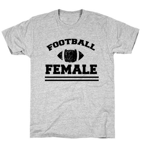 Football Female T-Shirt