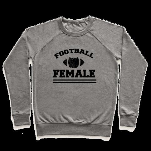 Football Female Pullover