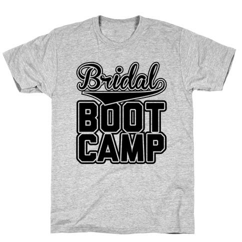 Bridal Boot Camp T-Shirt
