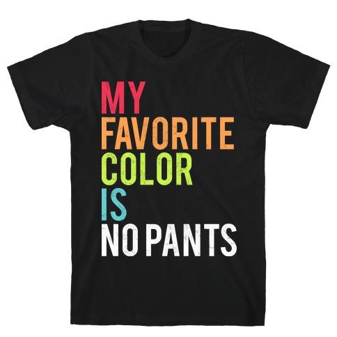 Favorite Color T-Shirt