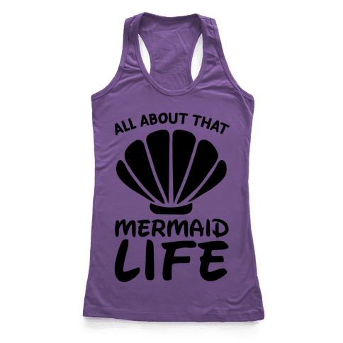 All About That Mermaid Life -CMYK