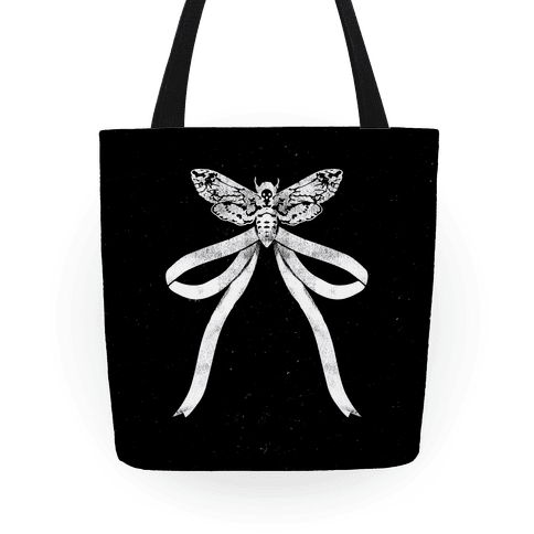 Moth Bow Tote