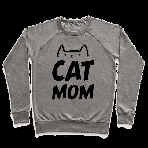 Cat Mom Pullover