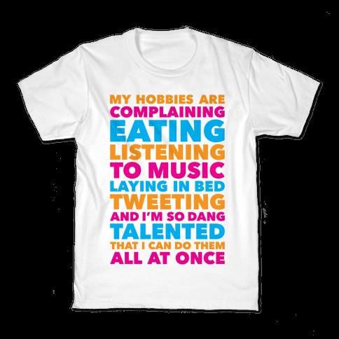 So Dang Talented Kids T-Shirt