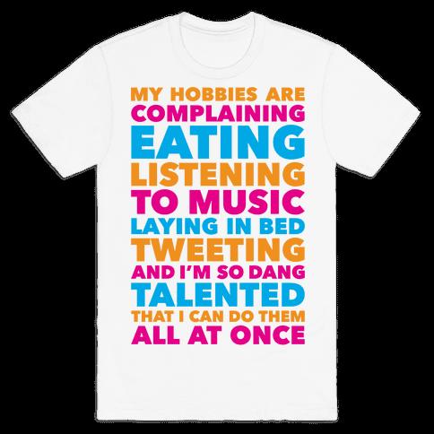 So Dang Talented Mens T-Shirt