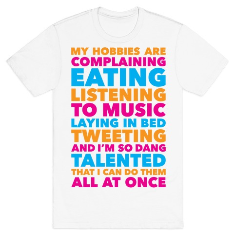 So Dang Talented T-Shirt