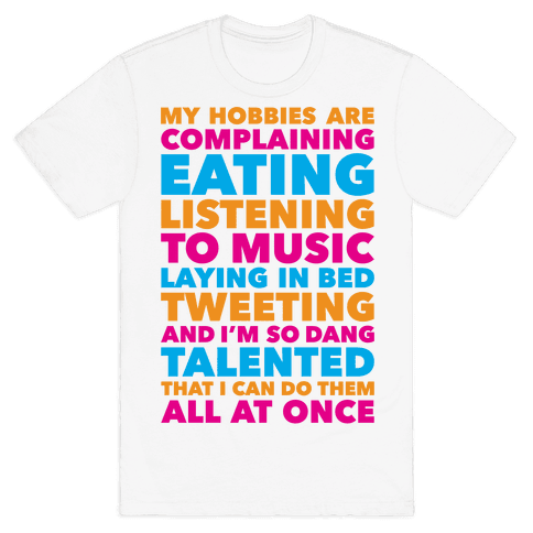So Dang Talented Mens T-Shirt