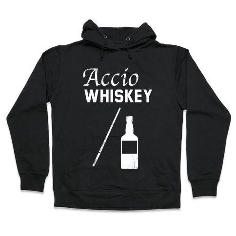 Accio WHISKEY Hooded Sweatshirt