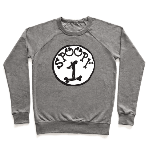 Spoopy 1 Pullover
