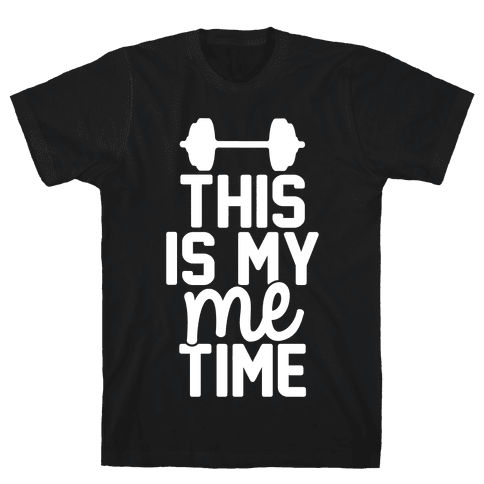 This Is My Me Time (White) Mens T-Shirt