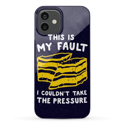 This Is My Fault Phone Case